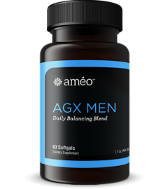 AGX Men Essential Oil Blend
